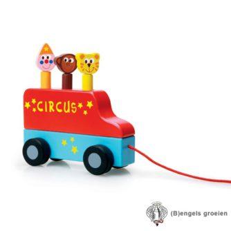 Trekspeeltje - Pop-Up Circus