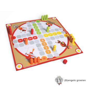 Spel - Ganzenbord En Ludo - Circus