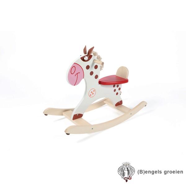 Hobbelpaard - Indiaanse Pony