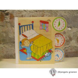 Puzzelboekje - Jongetje