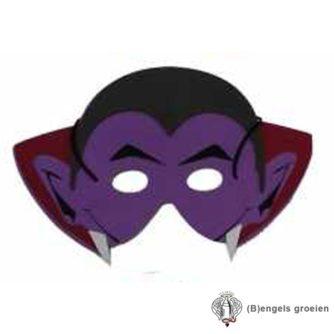 Halloween - Foam Masker - Dracula