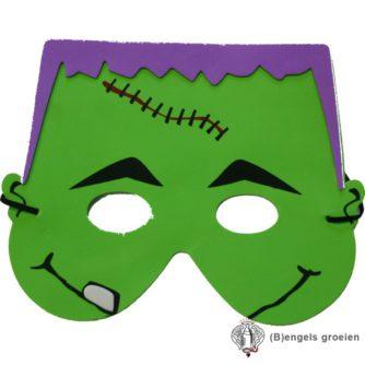 Halloween - Foam Masker - Frankenstein