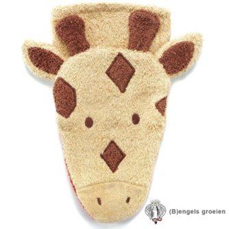 Dierenwashandje - Giraf