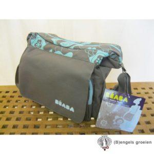 Verzorgingstas - Grijs/Turquoise
