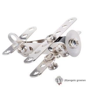 Constructieset - Vliegtuig - Dubbeldekker
