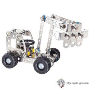 Constructieset - Graafmachine / Vrachtwagen