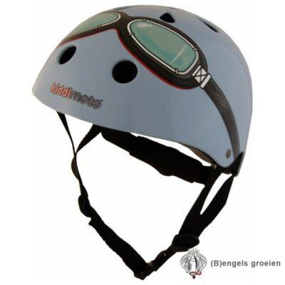 Helm - Goggle - Blauw - S