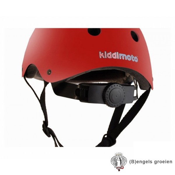Helm - Goggle - Rood - M