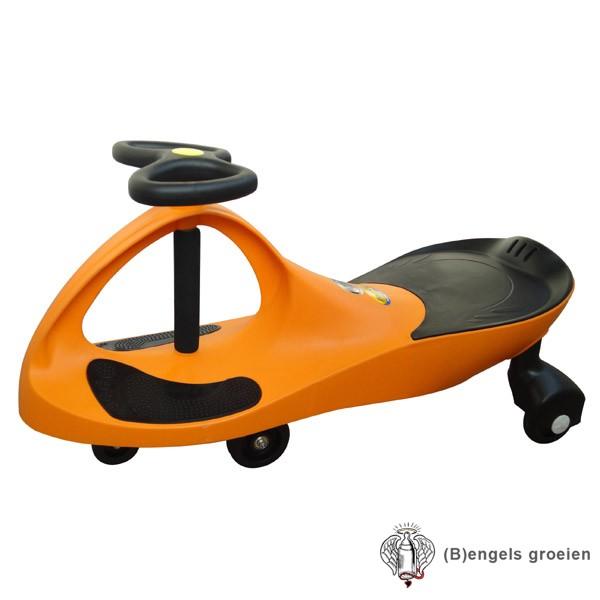 PlasmaCar - Oranje