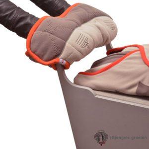 Handwarmer - Warmer - Tangerine