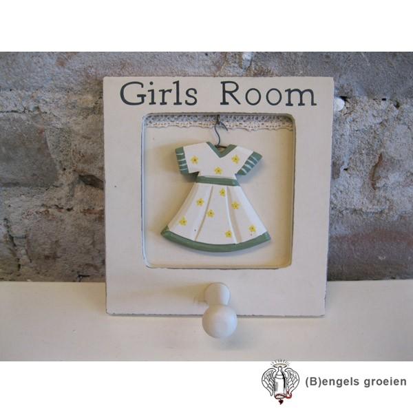 Ophanghaakje 'Girls Room'
