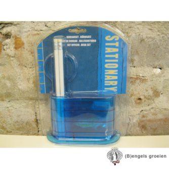 Bureauset - Blauw