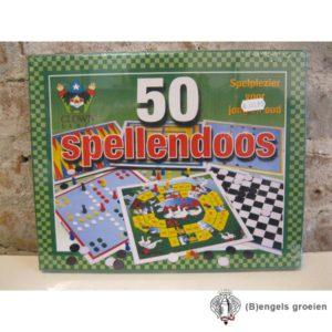 50 Spellendoos