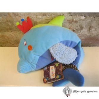 Handpop - Dolfijn