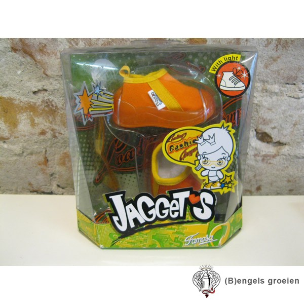 Jaggets - Poppenschoentjes