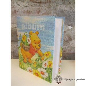 Fotoalbum - Winnie the Pooh