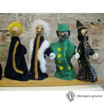 Handpop - Magier