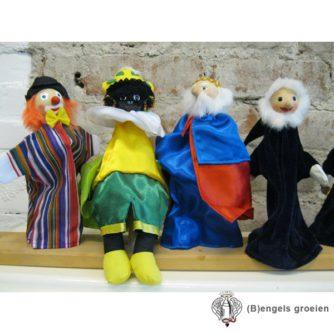 Handpop - Zwarte Piet