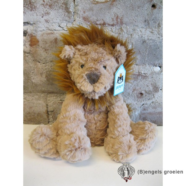 Knuffel - Leeuw