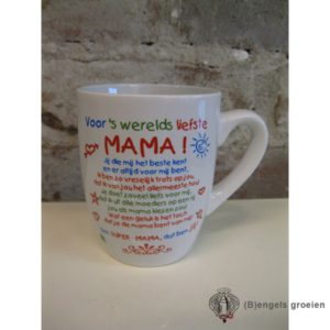 Beker - Voor 's Werelds Liefste Mama