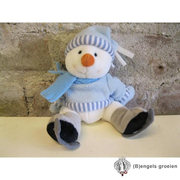 Knuffel - Sneeuwpop