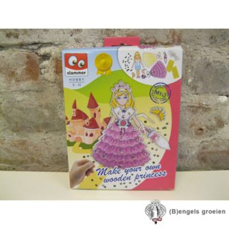 Make Your Own - Houten Prinses